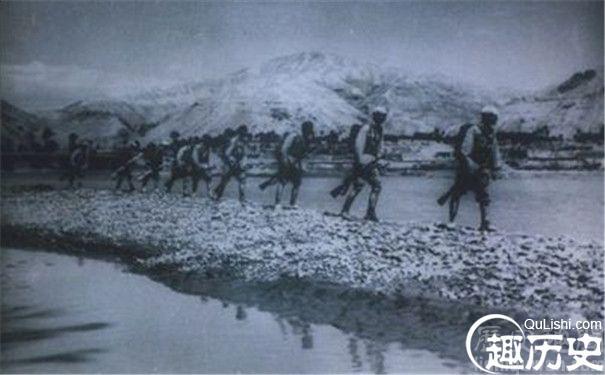 中印战争图片