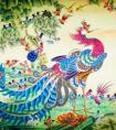 百鸟朝凤的意思是什么,关于百鸟朝凤的故事