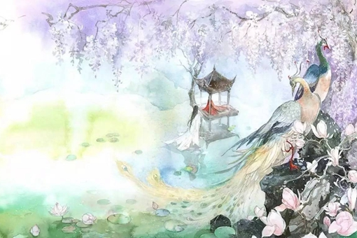王者荣耀凤求凰李白《凤求凰》全诗内容,赏析司马相如《凤求凰》