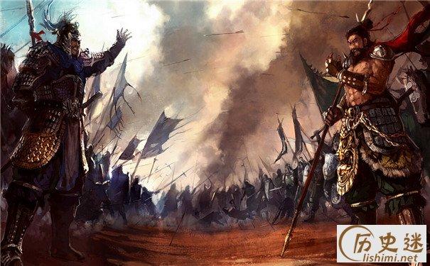 东汉末年三大战役