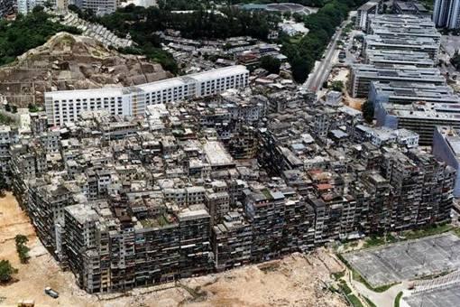 九龙城寨是什么时候建的?九龙城寨有多恐怖?