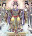 西王母是王母娘娘吗?王母娘娘是玉皇大帝的配偶吗?