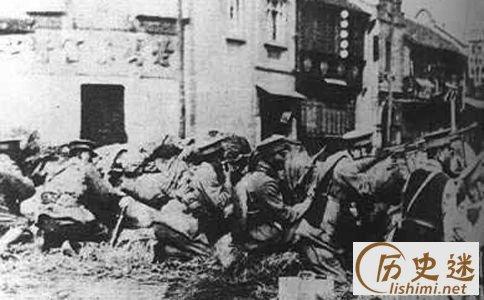 19路军在闸北与日军巷战