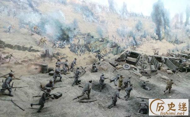 淮海战役场景