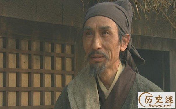 央视版《水浒传》朱贵剧照