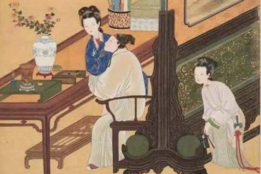 古代男主与小妾行房为何正妻要在一旁