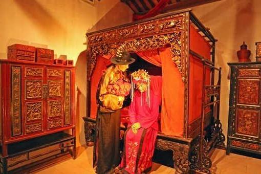古代的婚房为什么叫洞房