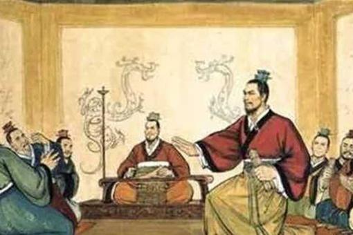 历史上诸葛亮舌战群儒是真的吗