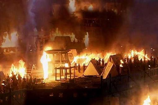 历史上火烧连营七百里是真的吗