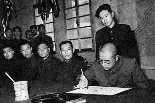 《朝鲜停战协定》签订,朝鲜战争结束