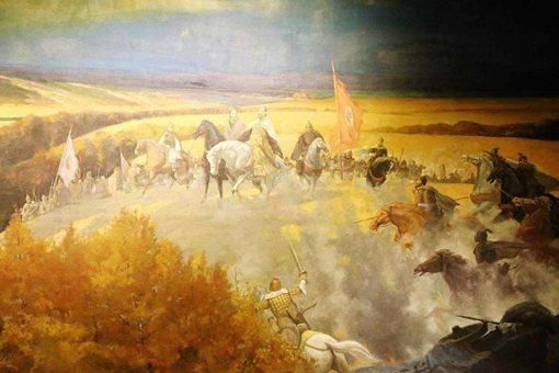 隋唐燕云十八骑来历介绍 燕云十八骑是不是真的?